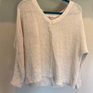 Free People Sweater medium